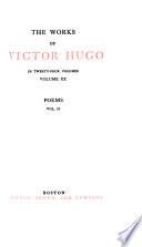 The Works of Victor Hugo      Poems