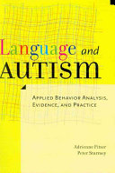 Language and Autism