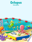 Octopus Coloring Book 1