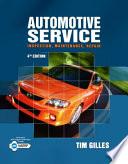 Automotive Service  Inspection  Maintenance  Repair