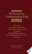 Hydrocarbon Contaminated Soils