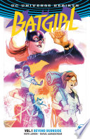 Batgirl Vol  1  Beyond Burnside