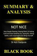 Summary And Analysis