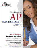 Cracking the AP Psychology Exam 2008
