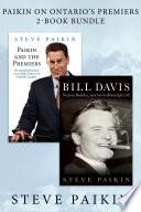 Paikin on Ontario's Premiers 2-Book Bundle