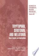 Tryptophan  Serotonin  and Melatonin