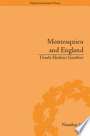 Montesquieu and England