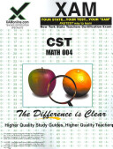 NYSTCE 004 CST Mathematics Teacher Certification Exam