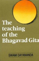 Teaching Of The Bhagavadgita