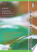 O Level Mathematics Challenging Drill Questions Yellowreef