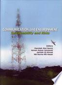 Communication and Environment  Sustainability and Risks  Penerbit USM