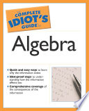 The Complete Idiot s Guide to Algebra
