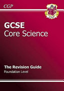 Gcse Science Revision Guide Foundation