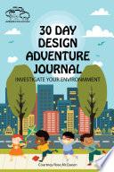 30 Day Design Adventure Journal
