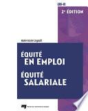 Équité en emploi - Équité salariale, 2e édition