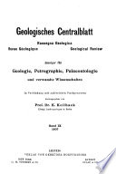 Geological review