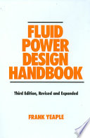 Fluid Power Design Handbook Third Edition