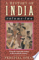 . A History of India .