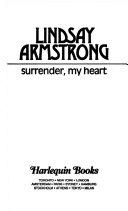 Surrender, My Heart