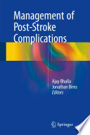 Management of Post Stroke Complications
