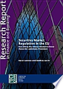Securities market regulation in the EU