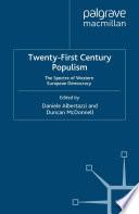 Twenty First Century Populism