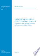 Metafisica e religioni  strutturazioni proficue