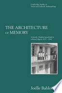 The Architecture of Memory Book PDF