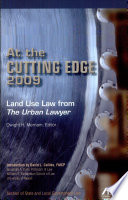 At the Cutting Edge 2009