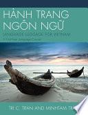 HÀNH TRANG NGÔN NG?: LANGUAGE LUGGAGE FOR VIETNAM