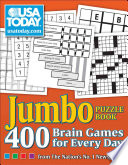 USA TODAY Jumbo Puzzle Book