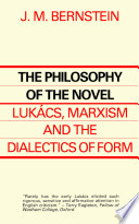 The Philosophy of the Novel