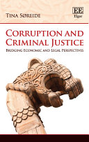 Corruption and Criminal Justice