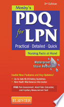 Mosby s PDQ for LPN