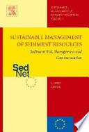Sustainable Management of Sediment Resources  Sediment risk management and communication