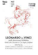 Leonardo Da Vinci 1452 1952