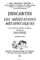 Les méditations métaphysiques
