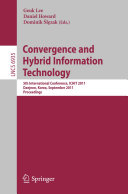 download ebook convergence and hybrid information technology pdf epub