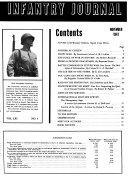Infantry Journal