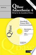 QBASE Anaesthesia 4