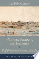 Planters  Paupers  and Pioneers