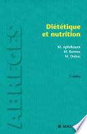 illustration du livre Diététique et nutrition