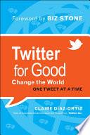 Twitter for Good