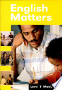 English Matters  More Stories from Rose Street Level 1  Module 5