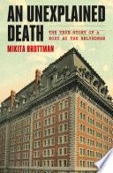 An Unexplained Death Book PDF