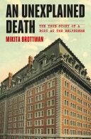 download ebook an unexplained death pdf epub