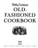 Betty Crocker s Old fashioned Cookbook Book PDF