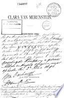 Clara Van Merenstein
