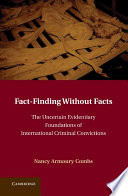 Fact Finding Without Facts