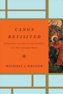 Ebook Canon Revisited Epub Michael J. Kruger Apps Read Mobile